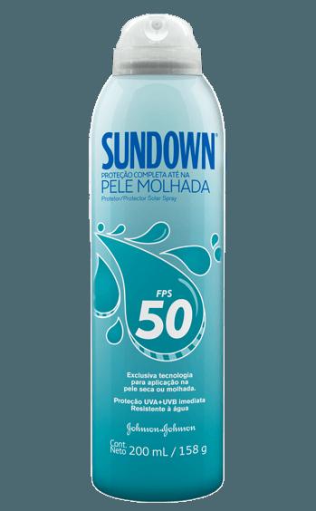 Protetor Solar SUNDOWN® FPS 50   SUNDOWN® 18a2086265